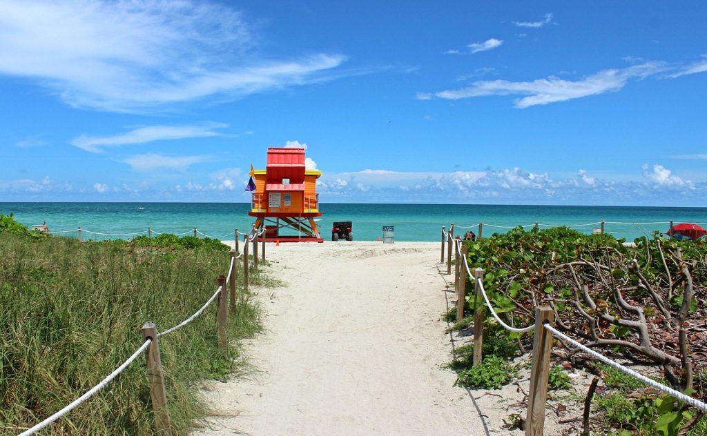 Miami plaz