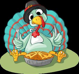 Thanksgiving - Deň vďakyvzdania