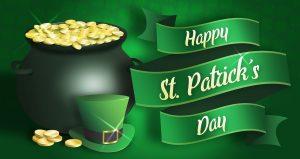 Saint Patrick's Day - Deň svätého Patrika